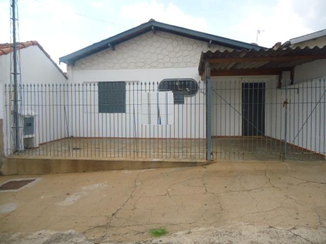 casa residencial para locação, jardim ibirapuera, piracicaba. - ca0927