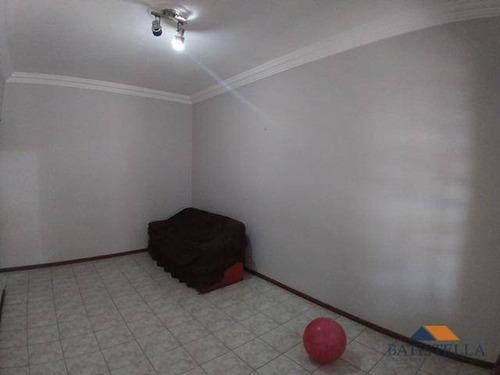 casa residencial para locação, jardim ipanema, limeira. - ca0027