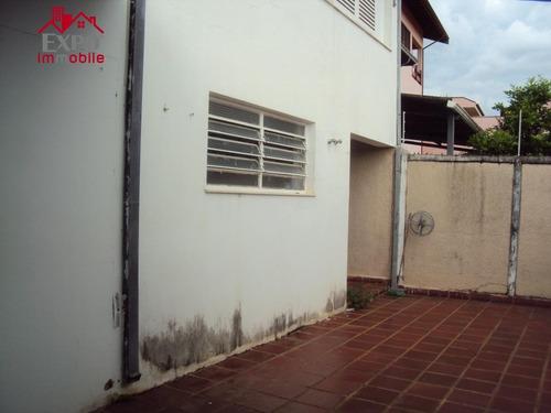 casa residencial para locação, jardim nossa senhora auxiliadora, campinas. - ca0055