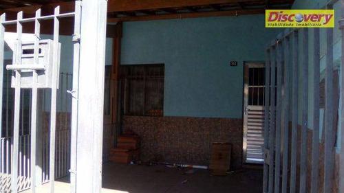 casa  residencial para locação, jardim paraventi, guarulhos. - ca0245