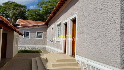 casa residencial para locação, jardim são francisco, santa bárbara d'oeste. - ca1864