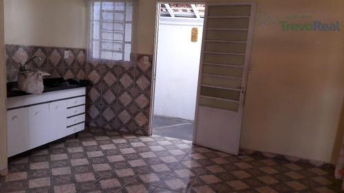 casa residencial para locação, jardim são marcos, valinhos. - ca1093