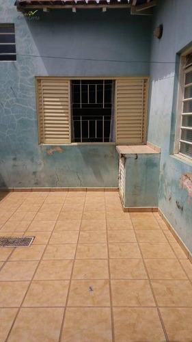 casa residencial para locação, jardim são martinho, mogi guaçu. - ca0914
