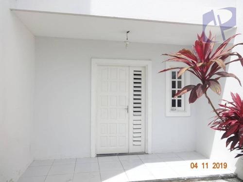 casa residencial para locação, lagoa redonda, fortaleza. - ca1391