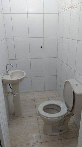 casa residencial para locação, novo osasco, osasco. - ca0007
