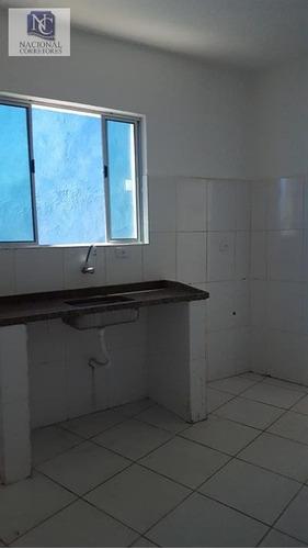 casa residencial para locação, parque capuava, santo andré. - ca1691