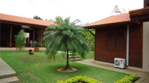 casa residencial para locação, parque da represa, paulínia - ch0048. - ca3839