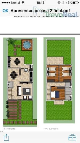 casa residencial para locação, parque nova suiça, valinhos. - ca1175