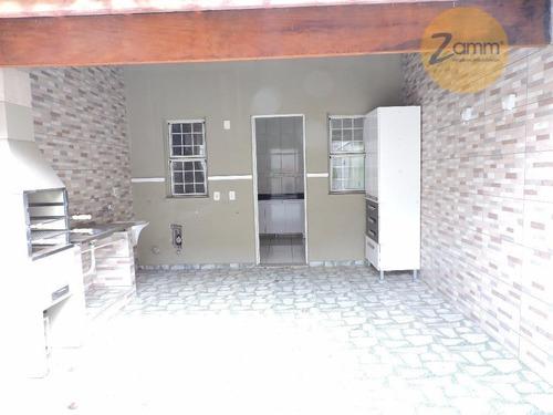 casa residencial para locação, parque villa flores, sumaré. - codigo: ca1624 - ca1624