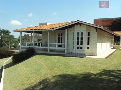 casa  residencial para locação, paysage noble, vargem grande paulista. - ca0422