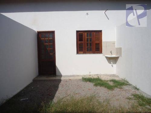 casa residencial para locação, pedras, fortaleza. - ca1375