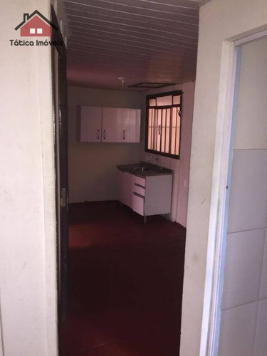 casa residencial para locação, portão, curitiba. - ca0079