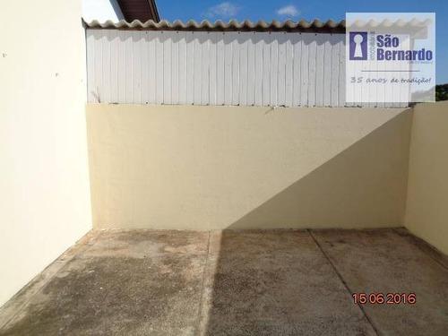 casa residencial para locação, praia azul, americana. - ca0970