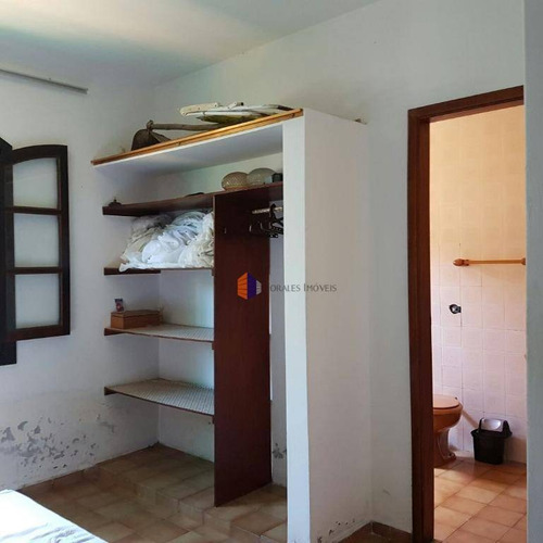 casa residencial para locação, praia das palmeiras, caraguatatuba - ca0217. - ca0217