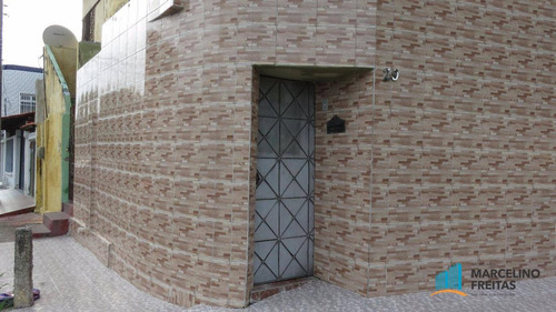 casa residencial para locação, presidente kennedy, fortaleza. - codigo: ca1539 - ca1539