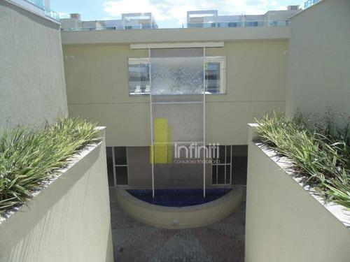 casa residencial para locação, recreio dos bandeirantes, rio de janeiro. - ca0277