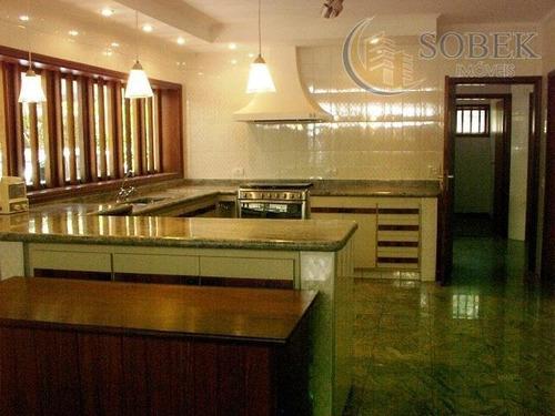 casa residencial para locação, residencial parque rio das pedras, campinas. - ca0185