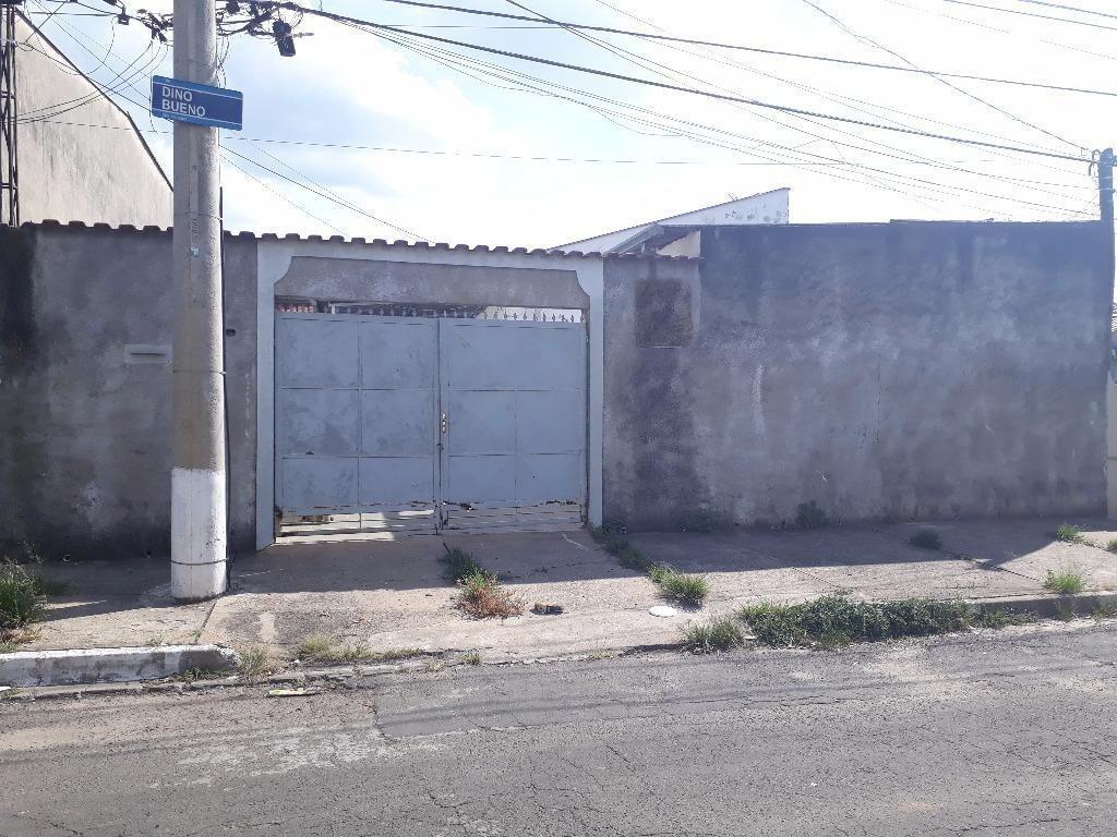 casa residencial para locação, santa terezinha, piracicaba. - ca2076