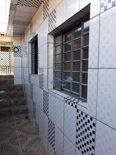 casa residencial para locação, são mateus, são paulo. - ca0003