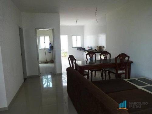 casa residencial para locação, urucunema, eusébio - ca1216. - ca1216