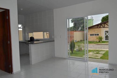 casa residencial para locação, urucunema, eusébio. - codigo: ca1451 - ca1451