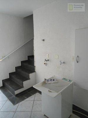 casa residencial para locação, vila alice, santo andré. - codigo: ca0268 - ca0268