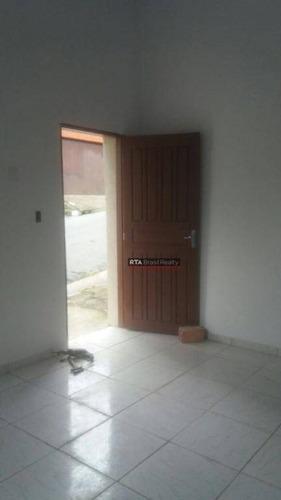 casa residencial para locação, vila campestre, são paulo - ca0116. - ca0116