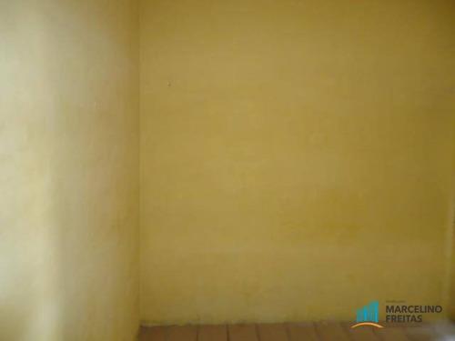 casa residencial para locação, vila ellery, fortaleza. - codigo: ca0575 - ca0575