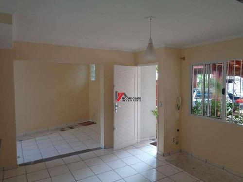 casa residencial para locação, vila giglio, atibaia - ca1030. - ca1030