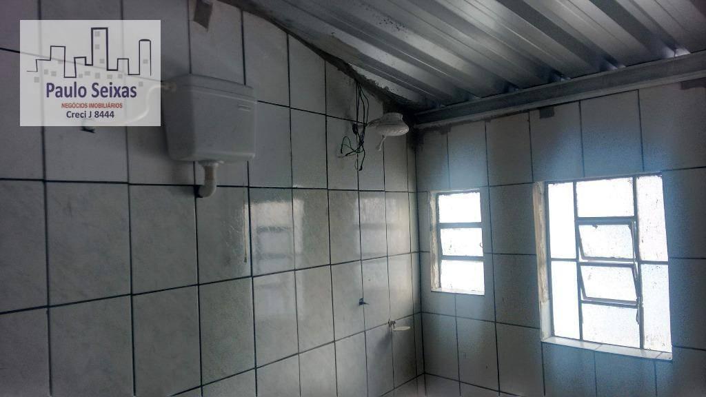casa residencial para locação, vila ipojuca, são paulo. - ca0107