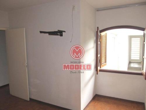 casa residencial para locação, vila monteiro, piracicaba. - ca2139