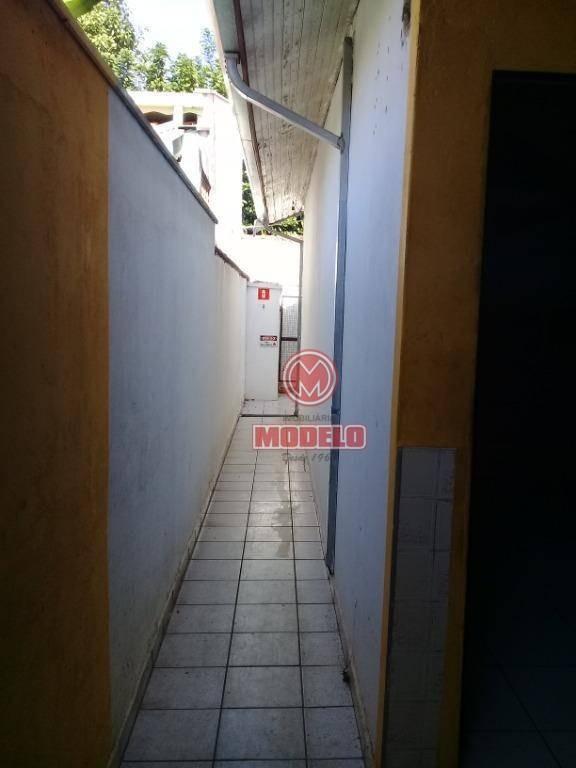 casa residencial para locação, vila prudente, piracicaba. - ca1508
