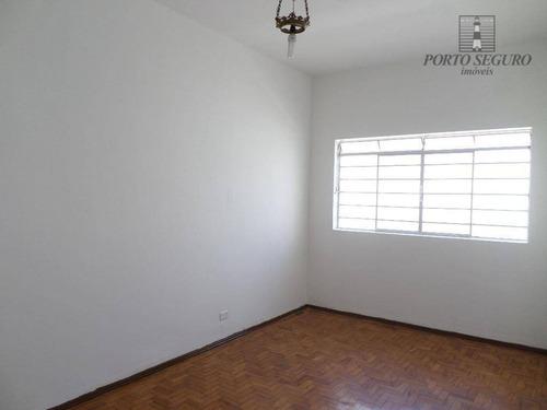 casa residencial para locação, vila santa catarina, americana. - ca0330