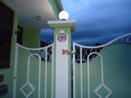 casa residencial para locação, vila santista, atibaia. - ca1184