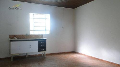 casa residencial para locação, vila são carlos, mogi guaçu. - ca0880