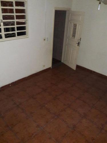 casa residencial para locação, vila são jorge, em são vicente. - ca0110