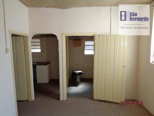 casa residencial para locação, vila são pedro, americana. - ca0937
