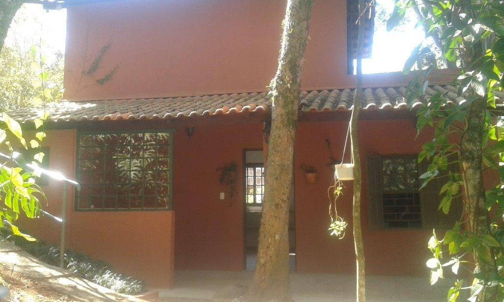 casa residencial para locação,1 dormitório, condomínio santa fé, vinhedo. - ca5692
