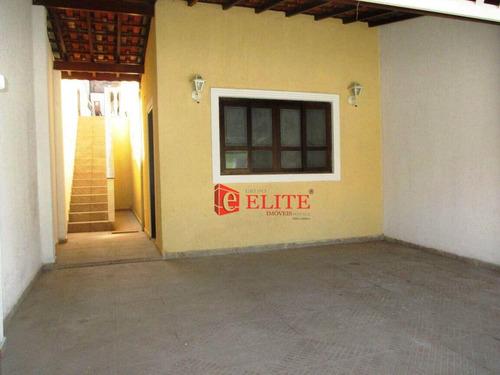 casa residencial para venda com 2 quartos, parque interlagos, são josé dos campos. - ca1713