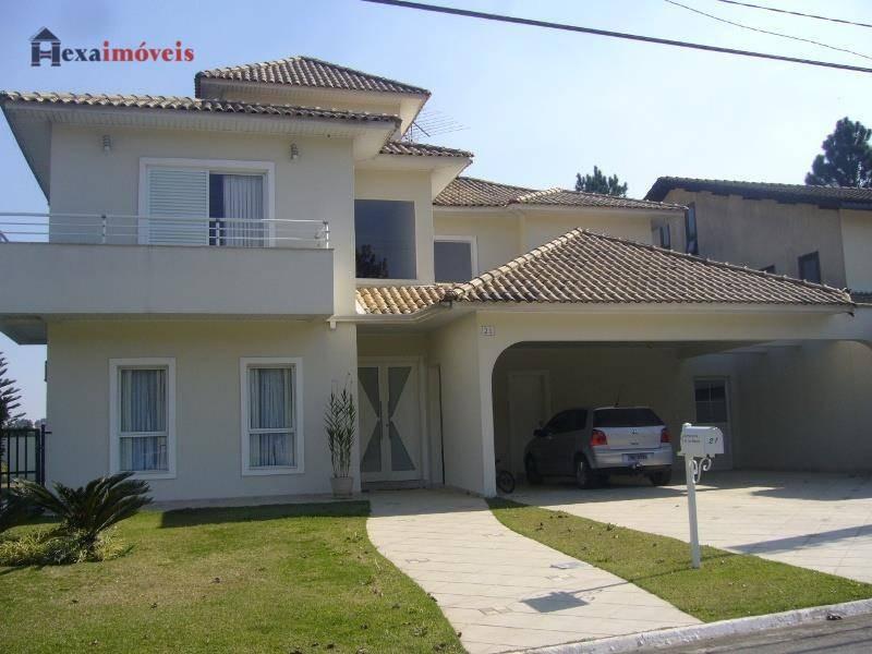 casa  residencial para venda e locação, aldeia da serra, morada das flores, santana de parnaíba. - ca0112