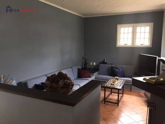 casa  residencial para venda e locação, aldeia da serra, morada dos pinheiros, santana de parnaíba. - ca0105