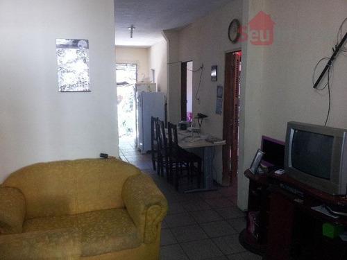casa residencial para venda e locação, barroso, fortaleza - ca0081. - ca0081
