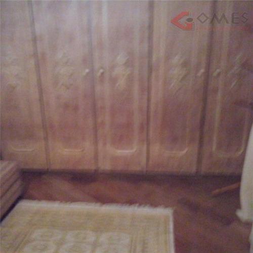 casa residencial para venda e locação, chácara inglesa, são bernardo do campo - ca0156. - ca0156