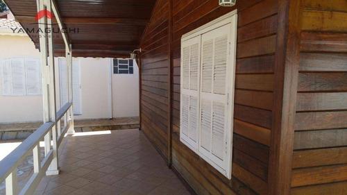 casa residencial para venda e locação, com 243 m², parque das universidades, campinas. - codigo: ca0067 - ca0067