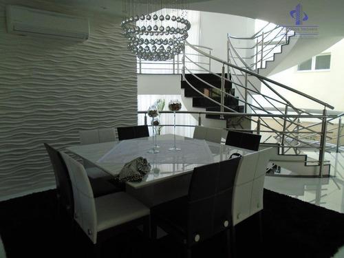 casa residencial para venda e locação, cond. residencial porto seguro village, valinhos - ca1483. - ca1483
