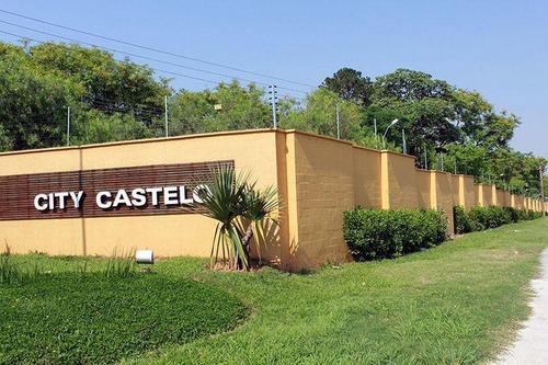 casa residencial para venda e locação, condomínio city castelo, itu. - ca0538