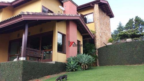 casa residencial para venda e locação, condomínio flamboyant, atibaia. - ca1037