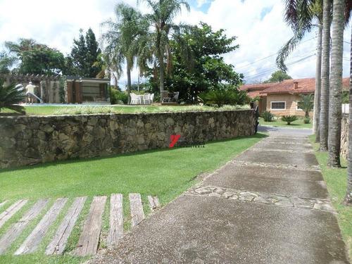 casa residencial para venda e locação, condomínio flamboyant, atibaia - ca1187. - ca1187
