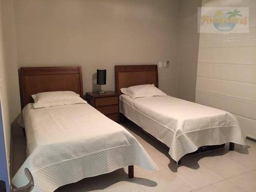 casa residencial para venda e locação, enseada, guarujá - ca0077. - ca0077