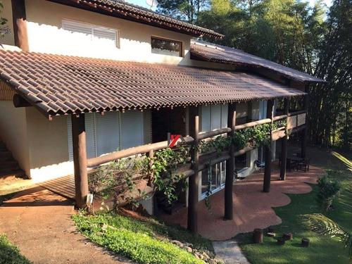 casa residencial para venda e locação, estância parque de atibaia, atibaia. - ca1471